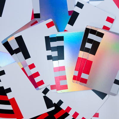 『デザインのひきだし(11)』/「数CARDS」